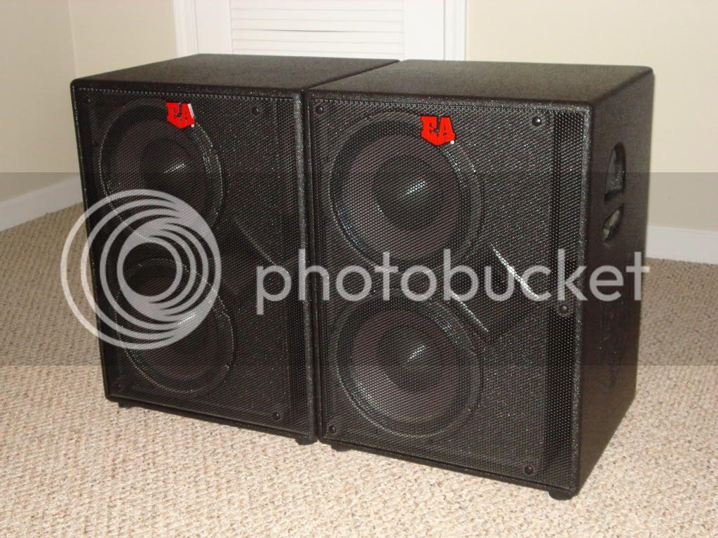 FS: Two Euphonic Audio NL-210 Cabs | TalkBass.com