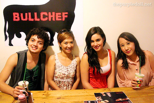 Pop Talk Reviewers Max Collins The Purple Doll Bullchef