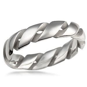 Mobius Strip Wedding Band II