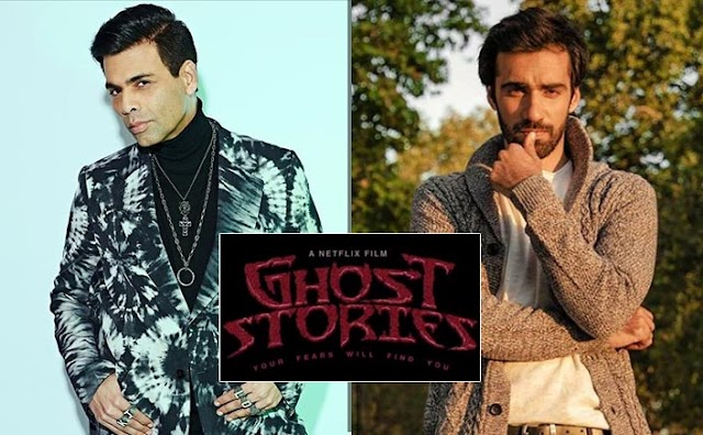 "Avinash Tiwary On Being A Part Of Karan Johar's Ghost Stories: ""I Never Thought He Will Cast Me"""