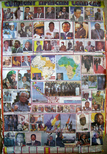 African Leaders 1999 edition