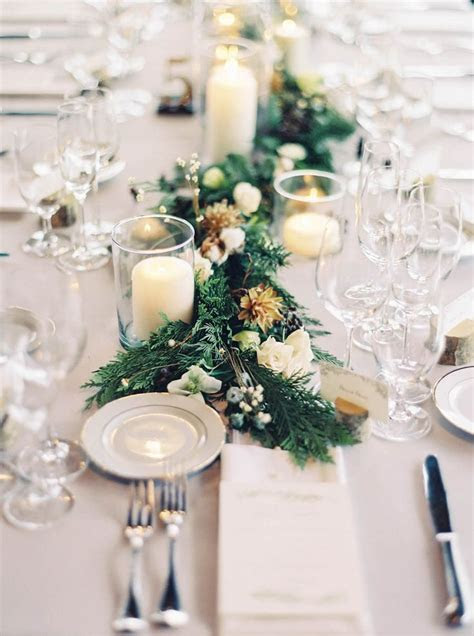 Best 20  Winter Wedding Receptions ideas on Pinterest