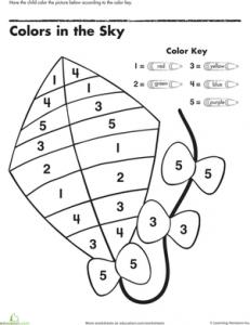 printable spring worksheet for kids  crafts and