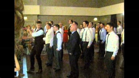Video: Is this the best Irish wedding dance ever
