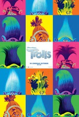 魔髮精靈(Trolls)poster