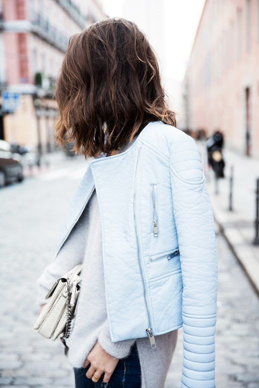 Le Fashion Blog 7 Light Blue Moto Jackets For Spring 2014 Via Collage Vintage Blogger Style Inspiration 2014 1 photo Le-Fashion-Blog-7-Light-Blue-Moto-Jackets-For-Spring-Via-Collage-Vintage-2014-1.jpg