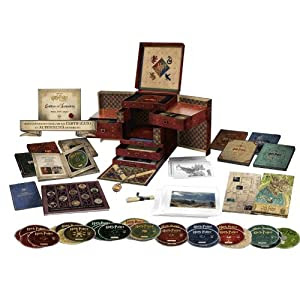 Harry Potter Cofanetto Wizard's Collection Ltd Edition (Blu-ray+DVD+Copia Digitale) - Esclusiva Amazon.it