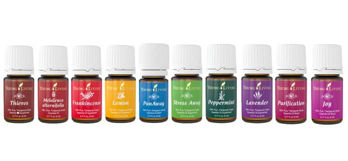 apakah Anda memilih untuk mengobatinya dengan bahan bahan yang alami atau Anda memilih ya Hidup Sehat Alami menggunakan Every Day Oil dari Young Living