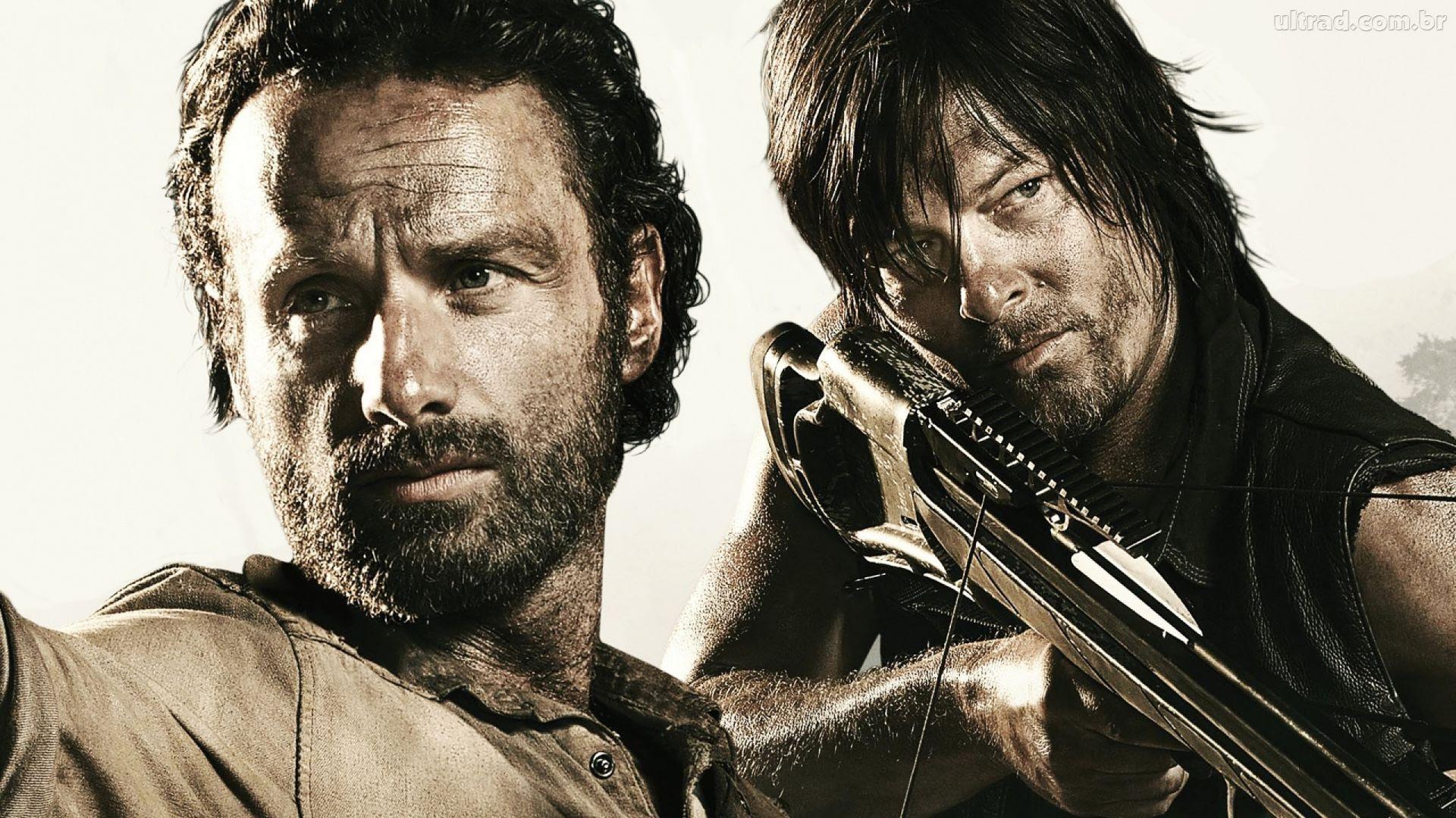 Daryl The Walking Dead Wallpaper 1920x1080 56733