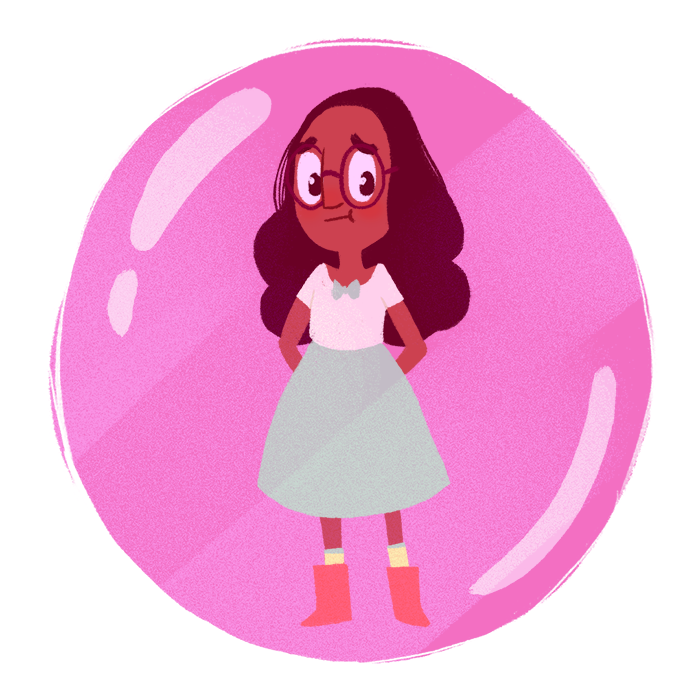 Back it again with another Connie~~ I'm really hoping to get through all her outfits – To keep up with the Connie updates head over to my instagram where I'll be posting them and also probs sketches...