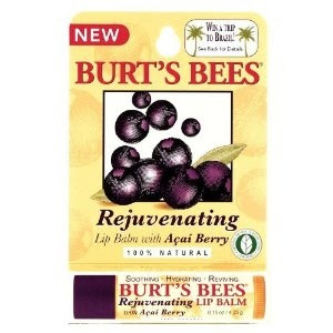 Burt's Bees Lip Balm with Acai Berry