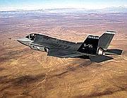 L' F35, il jet invisibile rubato dai cinesi