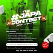The #Japa Instagram contest (120k to be won)