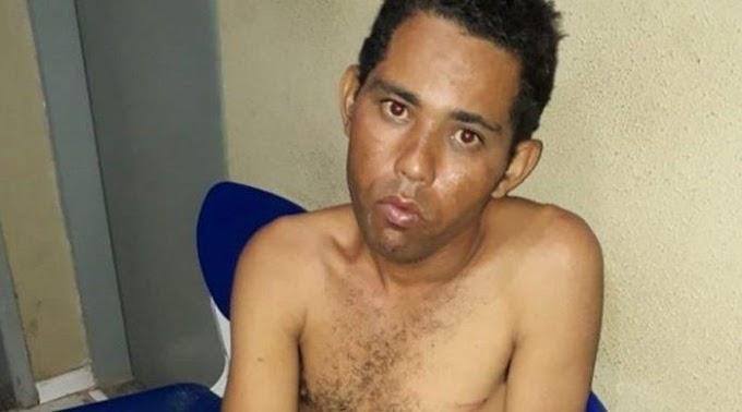 MONSTRUOSIDADE - Homem é preso após esfaquear mãe e o irmão