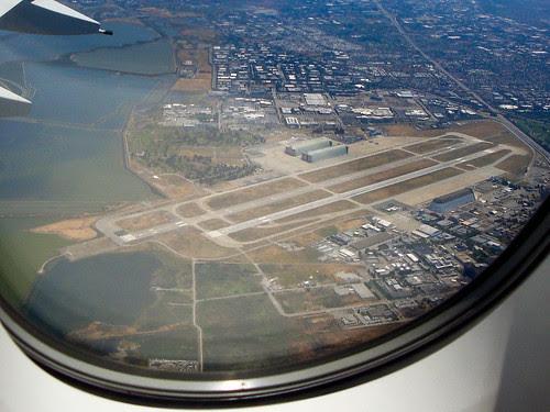 Moffatt Air field