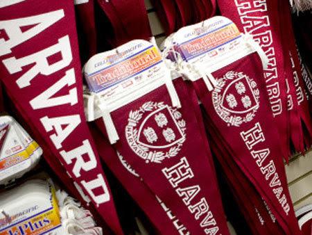 Harvard, sinh vin, nhp hc, kiu ngo, t chi