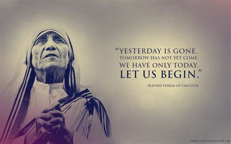 Mother Teresa Picture ? WeNeedFun