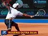 Rogério Dutra Silva vence e garante vaga na chave principal de simples do Brasil Open