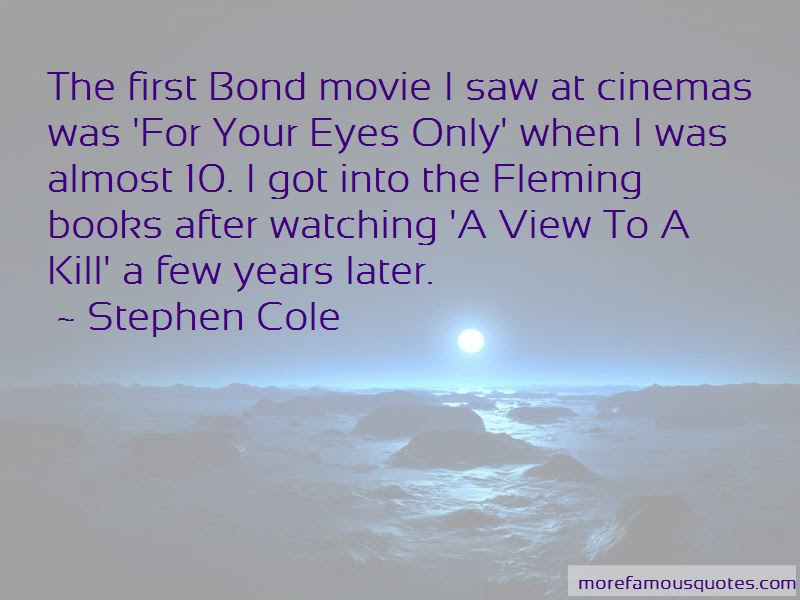 For Your Eyes Only Quotes Top 46 Quotes About For Your Eyes Only