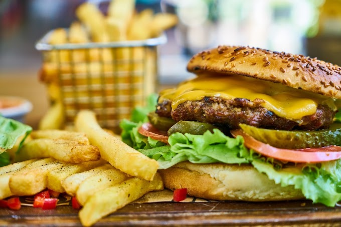 List of hamburgers : different types of burgers !