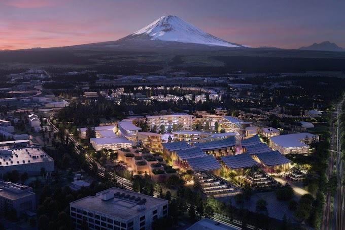 Toyota: Θα χτίσει την πρωτότυπη πόλη του μέλλοντος