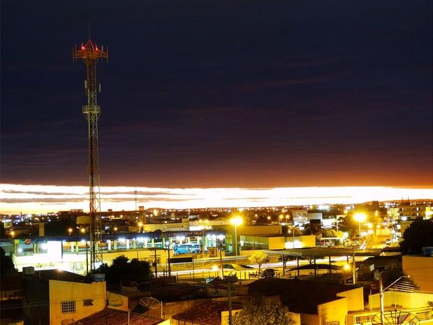 """""""Petrolina é a cidade das cores"""" (Foto: Paulo Gustavo/Arquivo pessoal)"""