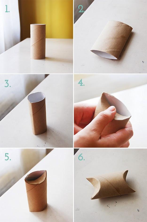 Έχει ένα ολόκληρο κουτί γεμάτο άδεια ρολά από χαρτί – Θα εκπλαγείτε με το πως τα χρησιμοποίησε