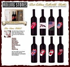 stones wine
