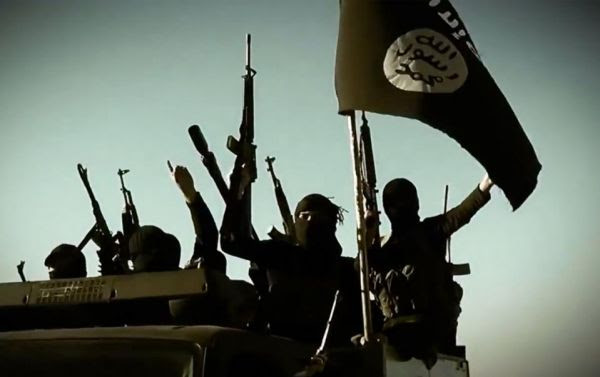 •Islamic State terrorists