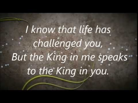 Donald Lawrence There Is A King In You Lyrics
