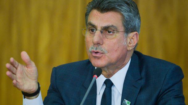 Ministro do Planejamento, Romero Jucá (PMDB) (Crédito: José Cruz/ Agência Brasil)