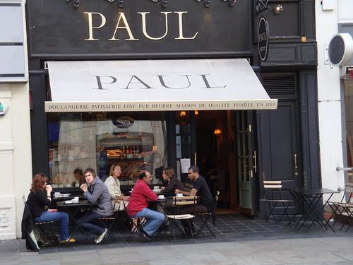 Paul in LONDON