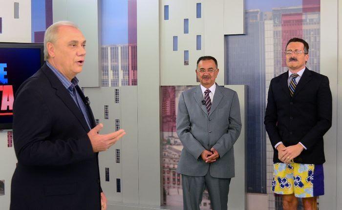 Foto: Antônio Chahestian/TV Record