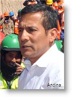 Humala, Ollanta - Yura