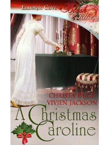 A Christmas Caroline by Christa Paige