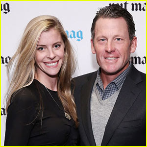 Lance Armstrong Is Engaged to Anna Hansen - See the Ring!