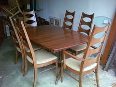 Sold: Sold: Kent Coffey? Dining Table 2