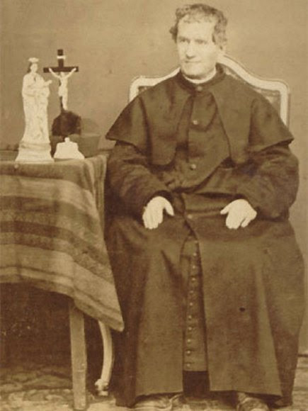 St. John Bosco in 1878