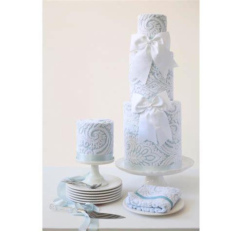 What's a Bridal Shower Towel Cake?   Martha Stewart Weddings