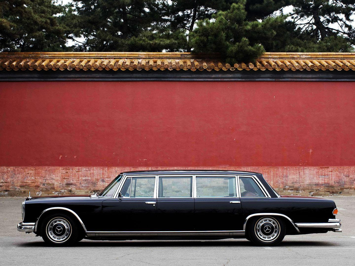 Why the Mercedes-Benz 600 is the best Mercedes in history ...