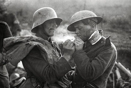 Image result for Truce 1914 images