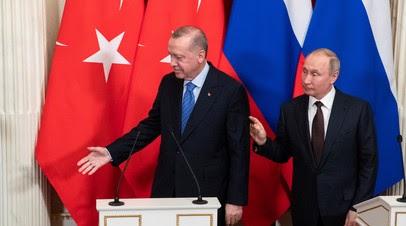 Эмиссар ООН Педерсен ожидает, что встреча Путина и Эрдогана будет полезна для Сирии