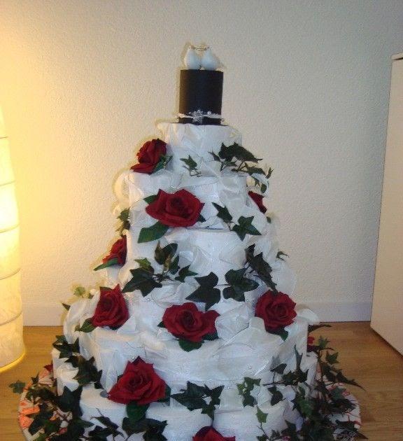 Klopapier Hochzeitstorte Gedicht - Nina Mickens Hochzeitstorte