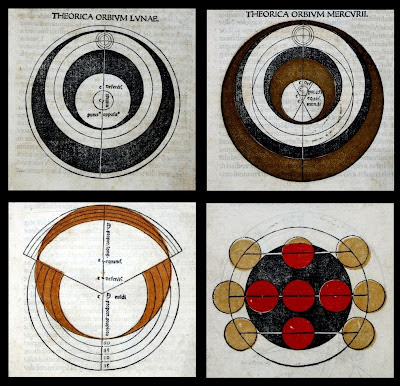 Sarco Bosco astronomical sketches