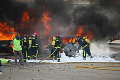 Simulacro Catástrofes Madrid 2009