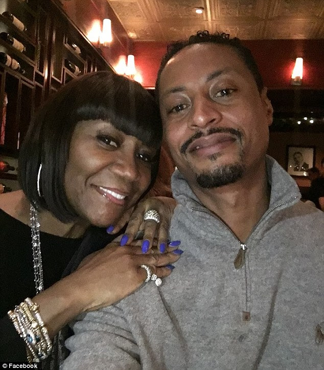 LaBelle and Seats spent all of the holidays together this year. Here the two are sharing a sweet selfie during their New Year's Eve dinner