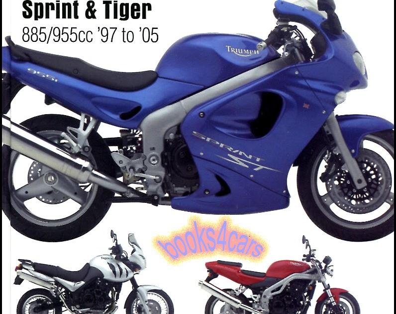 Pdf  Triumph Daytona Speed Triple Sprint Tiger 885955cc