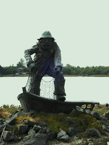 Large Fisherman