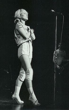 Debbie Harry - X-Offender