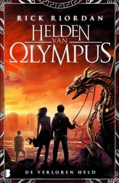 De verloren portátil (Helden van Olympus, # 1)